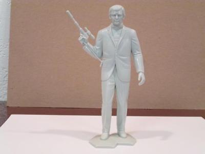 Vintage Man Uncle Tv Illya Kuryakin Mccallum Spy Marx Figure Old Store Stock