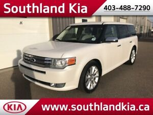 2012 Ford Flex Limited AWD **LEATHER-NAV-SUNROOF**