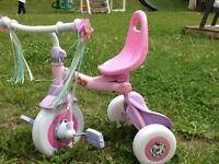 Vélo 3 roues pour fille