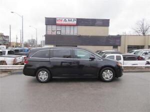 2016 Honda Odyssey 3.5L V6 FWD CAMERA BTOOTH CLEAN NO ACCIDENTS