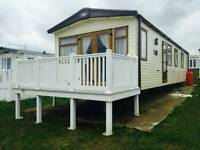 For rent 3 bed 6 berth Sand-le-mere