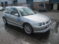 rover mg zr 1.4 2004 54,reg mot 57000 miles good runner/condition £495 no offers px/welcome
