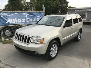 JEEP GRAND CHEROKEE NORTH 4X4 2010 **61$/SEM.**CUIR**CAMERA**