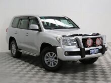 2008 Toyota Landcruiser VDJ200R GXL (4x4) Silver 6 Speed Automatic Wagon Atwell Cockburn Area Preview