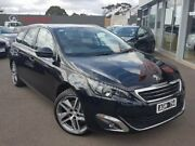 2015 Peugeot 308 Black Sports Automatic Wagon Hoppers Crossing Wyndham Area Preview