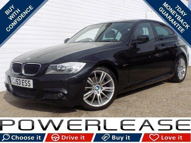 2011 53 BMW 3 SERIES 2.0 318D SPORT PLUS EDITION 4D 141 BHP DIESEL