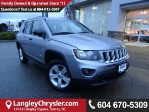 2015 Jeep Compass Sport/North *LOCAL BC CAR* LOW KMS*DEALER I...