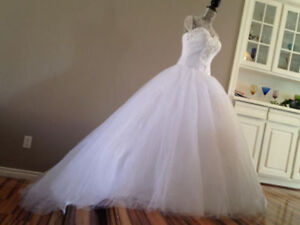 Your Fairy Tail Wedding Dress - The Perfect Ball Gown!