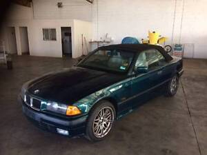 BMW 3-Series Convertible Cleveland Redland Area Preview