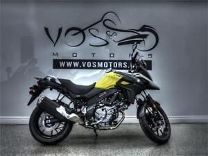 2017 Suzuki V Strom 650- Stock #V2638NP-No Payments For 1 Year**