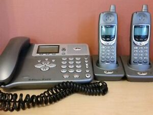 Two line cordless phones