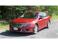 2010 Ford Fusion SPORT AWD*Leather*Moonroof