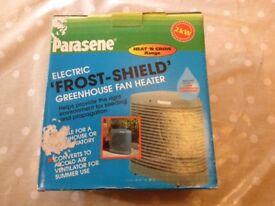 Paresene Greenhouse / Conservatory heater