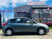 2009 Nissan Tiida C11 MY07 ST 6 Speed Manual Hatchback Brooklyn Brimbank Area Preview