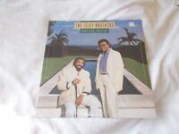 Vinyl LP Smooth Sailin' The Isley Brothers (US Warner Brothers 25586 1 Stereo