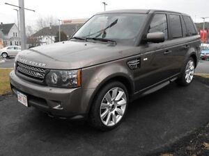 2013 Land Rover Range Rover Sport HSE LUX IMMACULATE HSE LUXURY