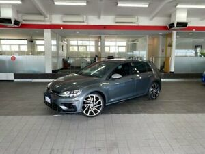 2020 Volkswagen Golf 7.5 R Hatchback 5dr DSG 7sp 4MOTION 2.0T [MY20] Graphite 7 Speed Direct Shift Como South Perth Area Preview