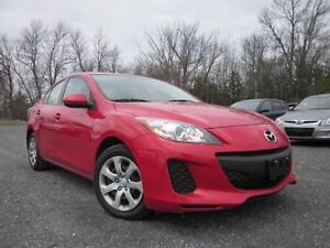2013 Mazda MAZDA3 *** PAY ONLY $44.99 WEEKLY OAC ***