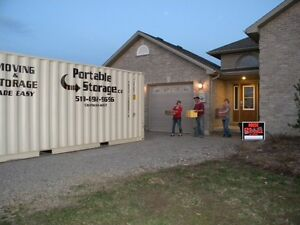 20' or 40' Portable Storage for Sale or Rent