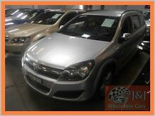 2007 Holden Astra AH MY07 CD Silver 4 Speed Automatic Wagon Warwick Farm Liverpool Area Preview
