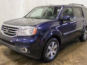 2014 Honda Pilot Touring 4WD w/ Extended Warranty, Navigation, T