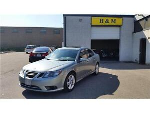 2009 Saab 9-3 TURBO AWD NO ACCIDENTS 6SPD!