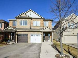 Fully Brick Semi-Detached House In Prime Location Of Springdale