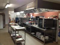 Kitchen assistant - large nursing home