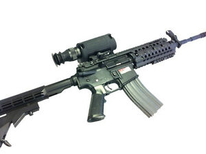 T14X-used-thermal-scope-FLIR-rail-mounted-sight-day-or-night-vision-LOW-COST-NEW