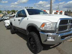 2011 Ram 2500 Power Wagon 4x4 WITH A LIFT KIT!!!