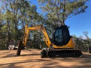 Excavator JCB 8080 Veteran Gympie Area Preview