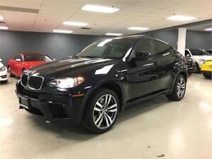 2011 BMW X6 M*555HP*NAV*ONE OWNER*LOW KM*NO ACCIDENTS*