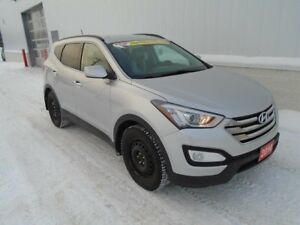 2014 Hyundai Santa Fe Sport 2.4 (Heated Steering Wheel)