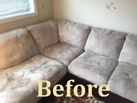 FURNITURE UPHOLSTERY STEAM CLEANING, MATTRESS, CHAIRS, CARPET...