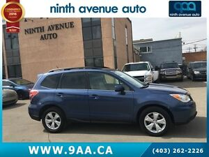 2014 Subaru Forester 2.5i Touring Package AWD, Leather