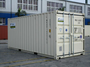 NEW and USED Shipping & Storage Containers