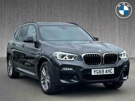 image for 2019 BMW X3 Xdrive20D M Sport 5Dr Step Auto Estate Diesel Automatic