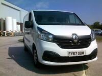 Renault Trafic Sl27 Dci 120 Business+ Van AIR CON/ EURO5 DIESEL MANUAL (2017)