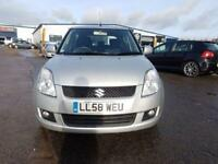 Suzuki Swift GLX 1.5 LL58 WEU PETROL MANUAL 2008/58