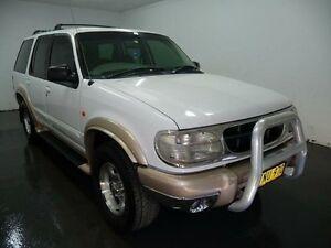 2000 Ford Explorer US XLT White Automatic Wagon Cabramatta Fairfield Area Preview