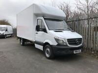 LOWEST PRICES GUARANTEED! MAN & VAN, REMOVALS FROM £15 P/H, 7 DAYS A WEEK, COVERING ALL UK & EUROPE