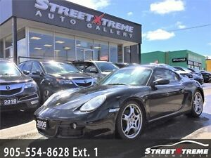 2006 Porsche Cayman S w/ H&R LOWERING SPRINGS | HEATED SEATS
