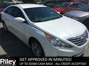 2013 Hyundai Sonata GLS STARTING AT $115.41 BI-WEEKLY