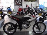 2012 YAMAHA WR 125 R
