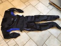 Dry Suit - As New- Female size M-worn twice-Typhoon-front zip