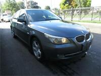 2008 BMW 535xi, dealer serviced! leather! sunroof! City of Toronto Toronto (GTA) Preview
