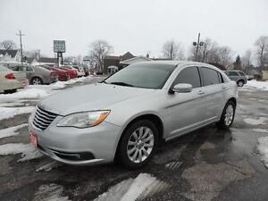 2012 Chrysler 200 Touring Edition