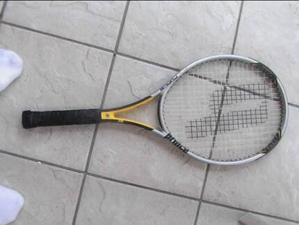 Prince Titianium Force AirZorb Grip Tennis Racquet Belmont South Lake Macquarie Area Preview