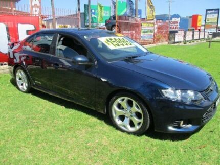 2012 Ford Falcon FG MK2 XR6 Vanish 6 Speed Auto Seq Sportshift Sedan South Nowra Nowra-Bomaderry Preview