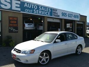 2006 Subaru Legacy 2.5i Limited Sedan $6995 Certified